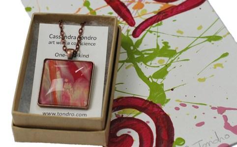 Valentine jewelry and cards