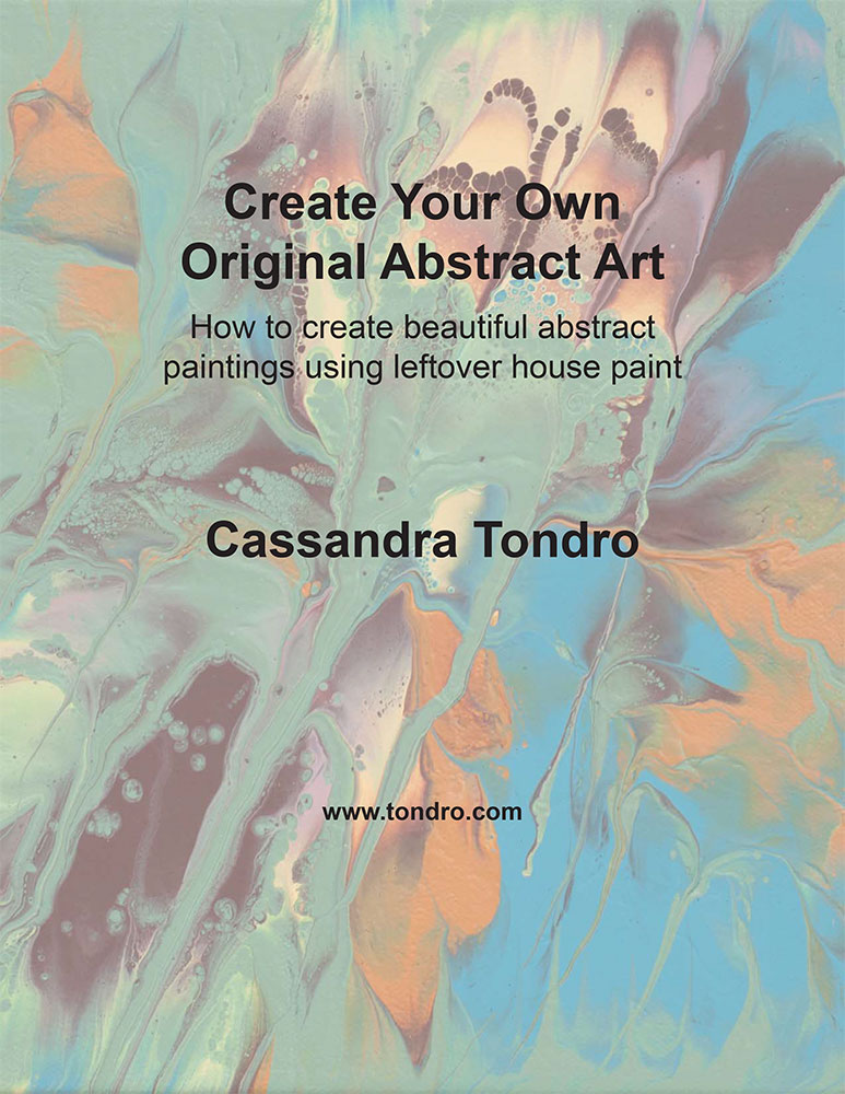 New Tutorial Create Your Own Original Abstract Art