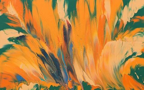 """Cassandra Tondro """"Passion and Joy"""" contemporary art"""