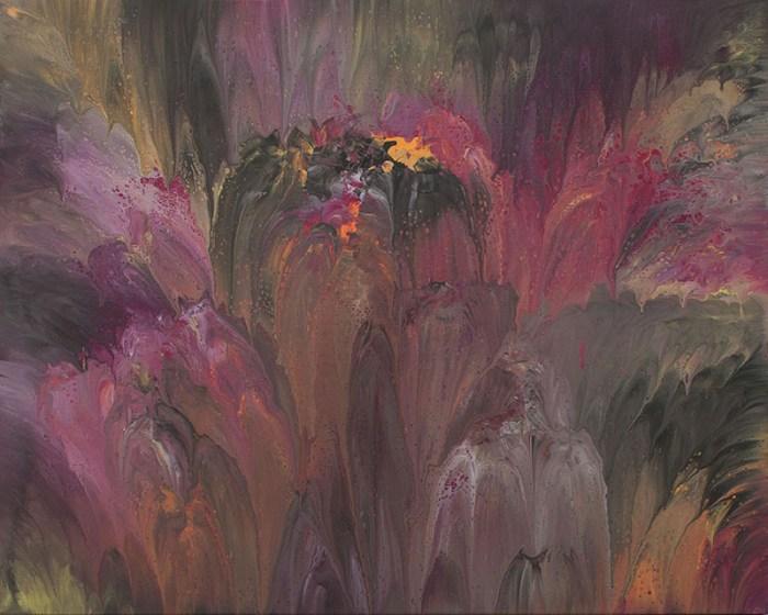 Cassandra Tondro, abstract art