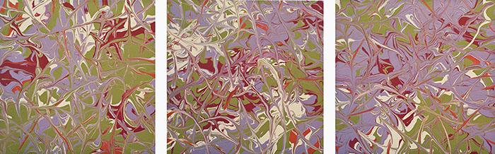 """Cassandra Tondro, """"Trail,"""" modern art"""