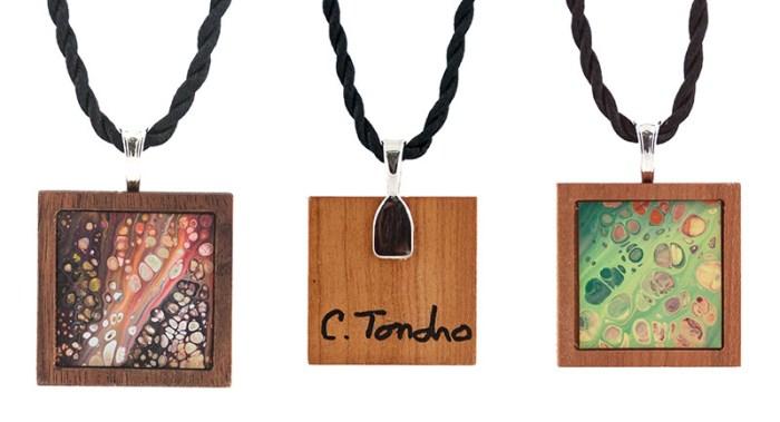 Cassandra Tondro holiday art gifts