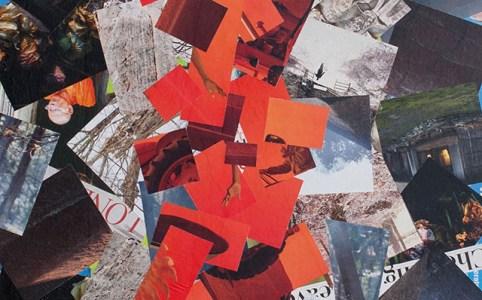 Cassandra Tondro art collage