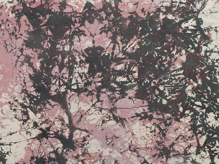 "Cassandra Tondro, ""Ibex et al,"" contemporary art"