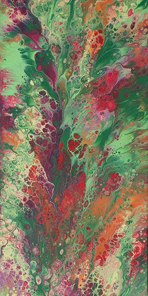 """Cassandra Tondro, """"Gloriosa,"""" contemporary art"""