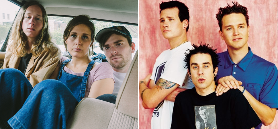 Sydney's Middle Kids, and pop-punk legends Blink-182