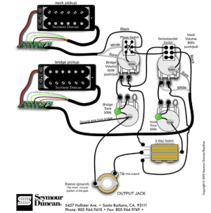The Pagey Project, Phase 2:An INSANELY Versatile Les Paul  tonefiend