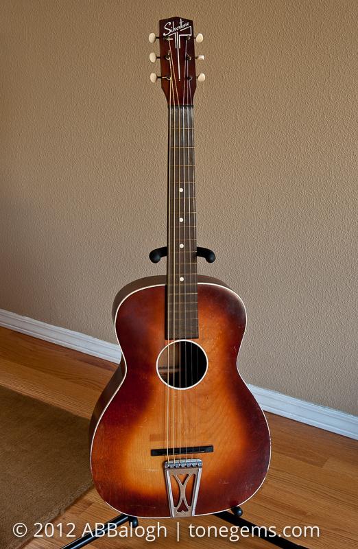 Sears Silvertone 605 Guitar