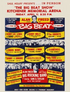 Alan Freed Rock-n-Roll Show 1958