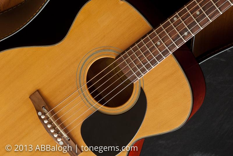 Lyle C-600, 000-size Acoustic Guitar