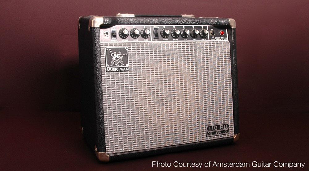 Music Man 110 RD Fifty Guitar Amplifier