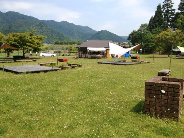 宮ヶ瀬湖畔園地 ピクニック広場