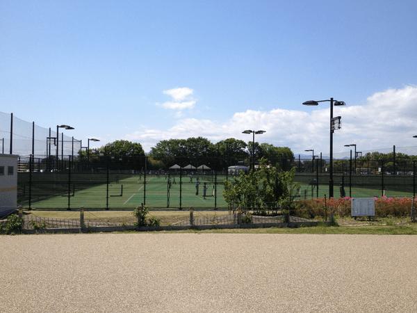 綾瀬スポーツ公園 テニスコート