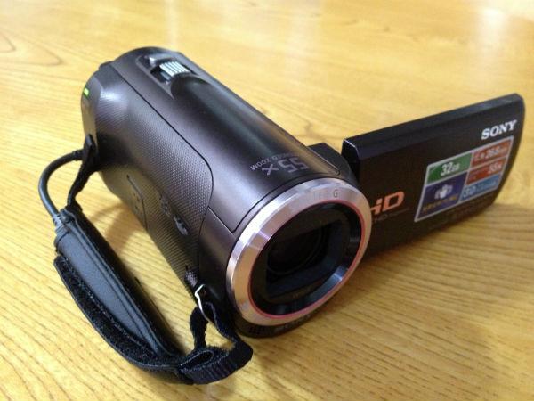 HDR-CX390