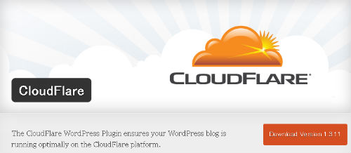 WordPressプラグイン CloudFlare