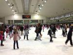 銀河アリーナ:家族でのスケートが1回目より2回目の方が楽しい理由