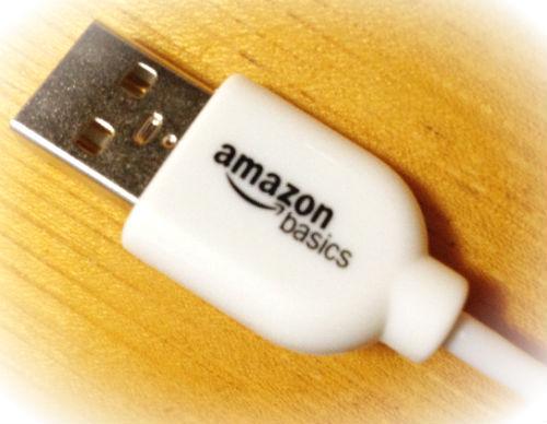 Amazonベーシック Apple認証 (Made for iPhone取得) iPhone5、5c、5s用 ライトニングUSBケーブル