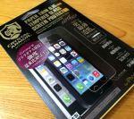 iPhone用保護フィルムに激しくおすすめ!クリスタルアーマー脅威の0.15mm