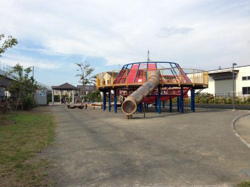 中野公園 遊具広場