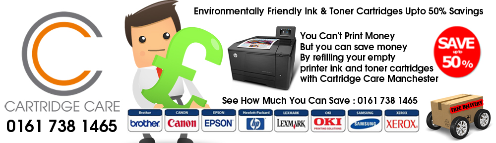 Printer Ink Toner Cartridges Bolton