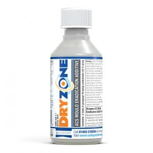 Dryzone ACS Mould Resistant Emulsion Paint Additive 100ml