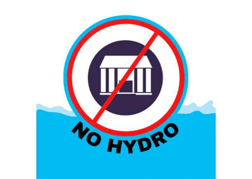 No Hydro Logo