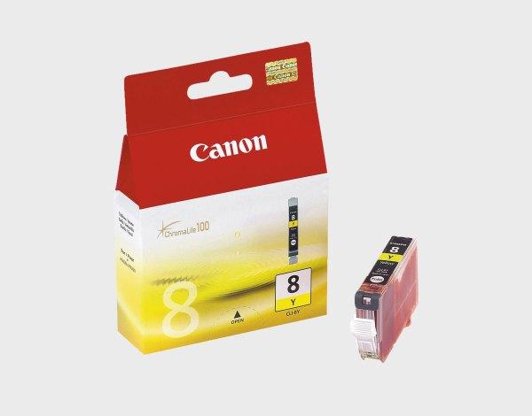 CANON 8 YELLOW