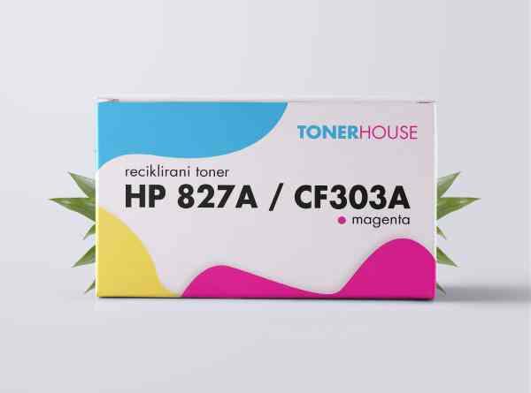 HP 827A / CF303A reciklirani magenta toner