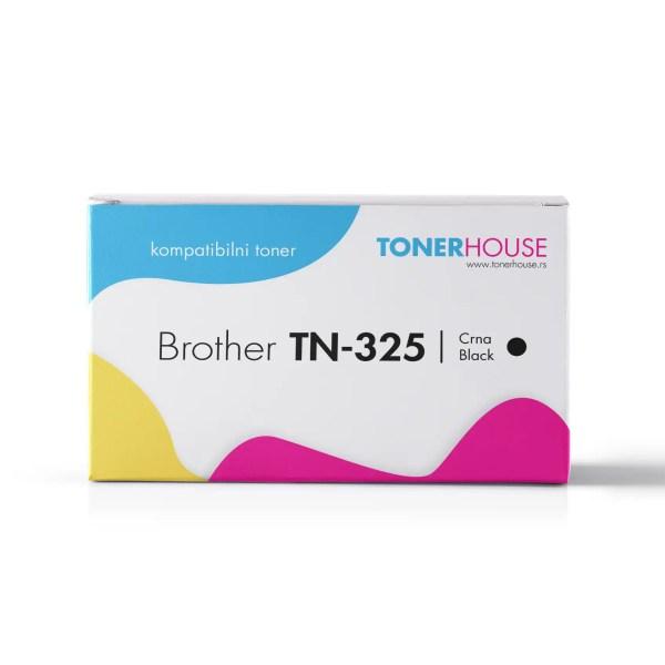 Brother TN-325BK Toner Kompatibilni Crni Black