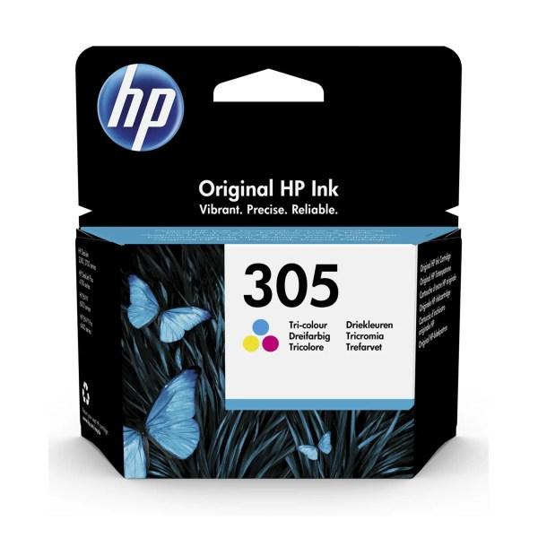 HP 305 Kertridž Original Tri-color / 3YM60AE
