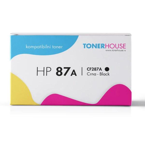 HP 87A Toner Kompatibilni / CF287A