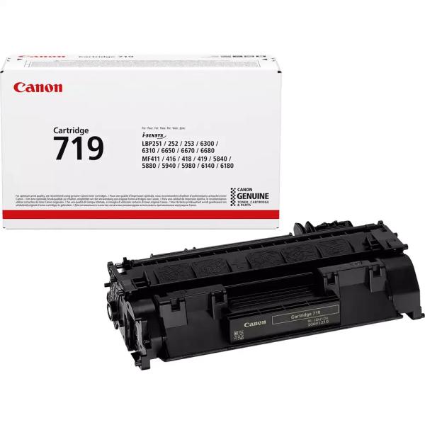 Canon CRG-719 Toner Original