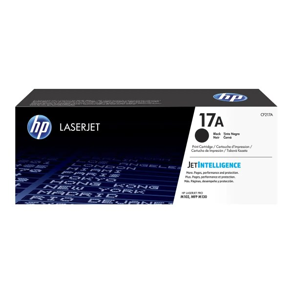 HP 17A Toner Original / CF217A