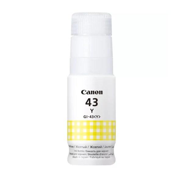 Canon GI-43 Y Mastilo Original Žuta Yellow