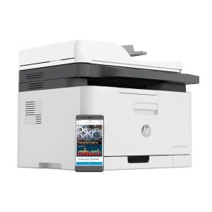 HP Color Laser MFP 179fnw Multifunkcijski Štampač