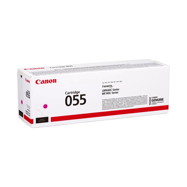 Canon CRG-055 Toner Original Magenta