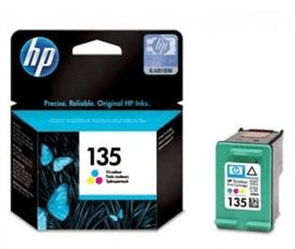 HP 135 Color Inkjet Print Cartridge C8766HE