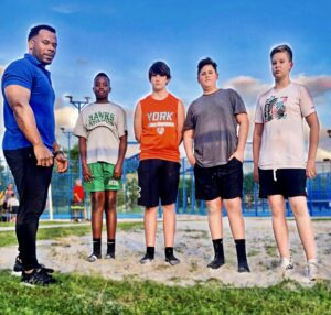 ALL-SUMMER '21 Strength & Speed Camp