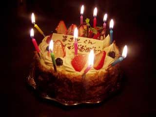 Masato Birthdaycake20070521