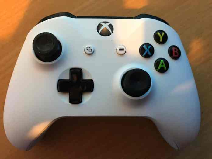 Fixed Xbox One Control Pad
