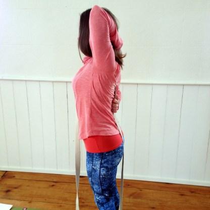 hips & shoulders yoga