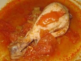 Chicken Paprikash ฝีมืออาจารย์วินเชนโซ