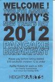 2012 Pancake Breakfast