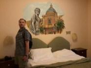 ห้องพักที่โรงแรมในปาร์เลโม