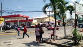 บรรยากาศในเมือง Ocho Rios