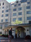 ด้านหน้าของยูเนี่ยน ทางเข้าโรงแรม Biddle