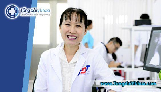 BS Hồ Phạm Thục Lan bác sĩ cơ xương khớp tphcm