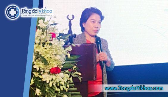 PGS. TS. BS Nguyễn Thị Bích Đào bác sĩ trị tiểu đường tphcm