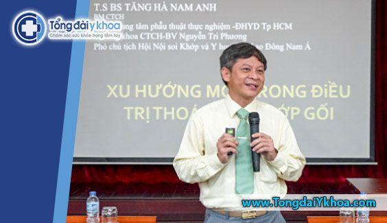 TS BS Tăng Hà Nam Anh bác sĩ Tăng Hà Nam Anh bác sĩ cơ xương khớp tphcm