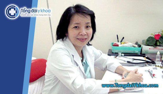 TS. BS Lê Tuyết Hoa bác sĩ triệu tiểu đường tphcm